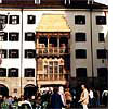 'The Golden Roof of Innsbruck' from the web at 'http://www.tourmycountry.com/austria/../photos/thumbnails/austria_goldenesdachl.jpg'