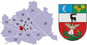 15th District, Vienna: Fünfhaus