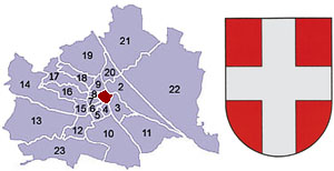 First District, Vienna: Innere Stadt