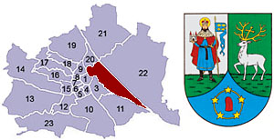 Second District, Vienna: Leopoldstadt