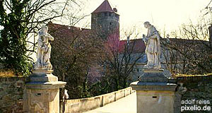 Burg Schlaining in the Burgenland