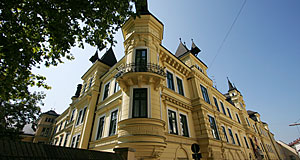 The Palais Cumberland is now home to Austria's finest school of acting