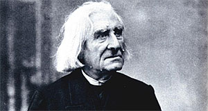 Franz Liszt was born in Raiding when it was still under Hungarian rule - and wanted to be a Ferenc.