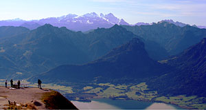 Mount Schafberg in the Salzkammergut: Within easy reach from Salzburg and top-notch