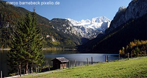 My favourite region in Austria: The Salzkammergut, of which Bad Goisern is part.