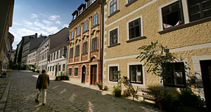 The Spittelberg is an early 19th century quarter in the 7th district and one of Vienna's most charming corners