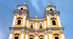 Until its dissolution in the 18th century, Stift Mondsee was the oldest monastery of Austria